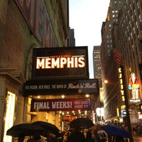 Photo taken at Memphis - the Musical by Jack S. on 7/21/2012