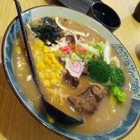 Photo taken at Yokozuna Japanese Ramen 橫綱 by BelBel Y. on 8/6/2012