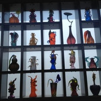 Photo taken at Museum of Glass by Zwei L. on 7/9/2012