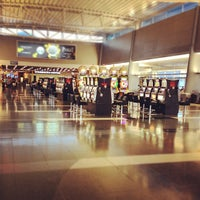 Photo taken at Terminal 1 by Patrick S. on 6/21/2012