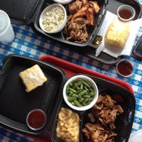 Photo taken at Smoker's BBQ Pit by Lindsay S. on 8/12/2012
