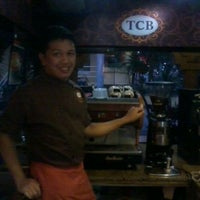 Photo taken at The Coffee Beanery (TCB) by Zaldy A. on 4/30/2012