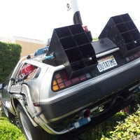 Photo taken at Back To The Future - The Ride by Dani on 9/9/2012