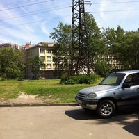 Photo taken at Школа № 356 by Natalie M. on 6/23/2012