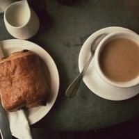 Photo taken at The Shrewsbury Coffeehouse by Luke D. on 7/1/2012