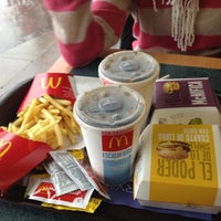 Photo taken at McDonald's by Ivana O. on 5/26/2012