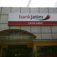 Photo taken at Bank Jatim Capem Babat by Onney Z. on 2/22/2012