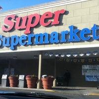 Photo taken at Super Supermarket by Jenice G. on 6/7/2012
