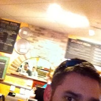 Photo taken at Zia Pizzeria & Cafe by Tonyhopedale on 4/22/2012