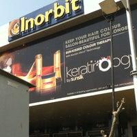 Photo taken at Inorbit Mall by Hajime O. on 2/24/2012