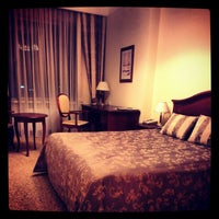 Снимок сделан в Отель Онегин / Onegin Hotel пользователем Alexander C. 8/10/2012