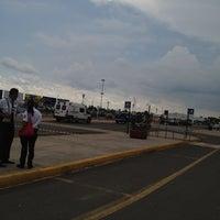 Photo taken at Gate 1 by Fer Z. on 7/18/2012