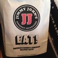 Photo taken at Jimmy John's by mtnbke on 9/2/2012