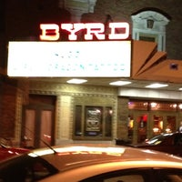 Photo taken at The Byrd Theatre by Karen R. on 3/14/2012