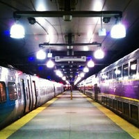 Photo taken at South Station Terminal (MBTA / Amtrak) by Taylor on 7/17/2012