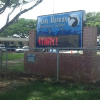 Photo taken at Pearl Harbor Elementary School by Zsazee C. on 8/29/2012