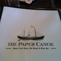 Photo taken at The Paper Canoe by Trevor D. on 4/13/2012