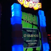 Photo taken at Dave & Buster's by Nickie L. on 2/26/2012