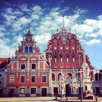 Photo taken at The Town Hall Square by Irina S. on 9/6/2012