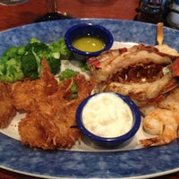 Photo taken at Red Lobster by Chantal D. on 7/18/2012