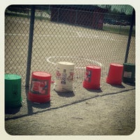 Photo taken at Linden High School by Taylor W. on 4/23/2012