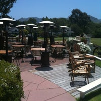 Photo taken at Mission Ranch Restaurant by Denise on 6/19/2012