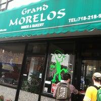 Photo taken at Grand Morelos by Jonathan V. on 6/24/2012