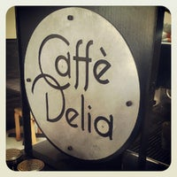 Photo taken at Caffe Delia by Eric 'Otis' S. on 8/25/2012