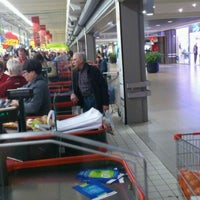 Photo taken at Auchan Amiens by Cindy R. on 3/23/2012