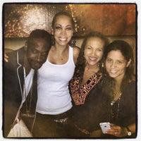 Photo taken at Fiction Lounge by Tara P. on 4/1/2012