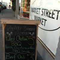 Photo taken at Market Street Market by Emily A. on 2/27/2012