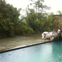 Photo taken at Luta Resort Toraja by Juston P. on 7/2/2012