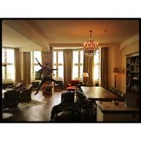 8/24/2012 tarihinde Paige C.ziyaretçi tarafından Soho House'de çekilen fotoğraf