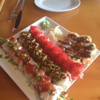 Photo taken at Japaneiro's Sushi Bistro & Latin Grill by Jenna W. on 9/8/2012