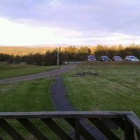 Photo taken at Munaðarnes by Garðar E. on 7/24/2012
