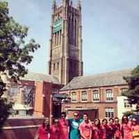Das Foto wurde bei Perkins School for the Blind von Alison W. am 8/24/2012 aufgenommen