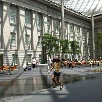 Photo taken at Robert and Arlene Kogod Courtyard by Treena on 6/30/2012