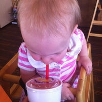 Photo taken at Tropical Smoothie Cafe by Kate B. on 6/15/2012