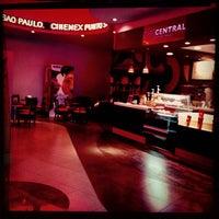 Photo taken at Cinemex Platino by TRIPULANTE G. on 7/8/2012
