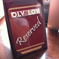 Photo taken at OLV Cafe by Chase M. on 7/15/2012