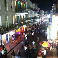 Photo taken at Bourbon Street by Sergio F. on 2/18/2012