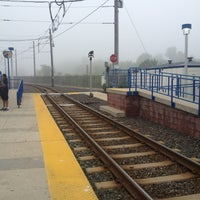 Photo taken at North Avenue Light Rail Station by Артем К. on 5/4/2012