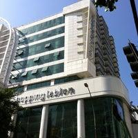 Photo taken at Shopping Leblon by Hans B. on 7/24/2012
