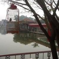Photo taken at Sơn Hải Quán-Tam Nông-Phú Thọ by Ngo Xuan T. on 3/18/2012