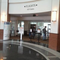 Photo taken at Charlottesville-Albemarle Airport (CHO) by Rachel W. on 3/4/2012