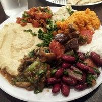 Das Foto wurde bei Cafe Agora von Carrie M. am 4/10/2012 aufgenommen