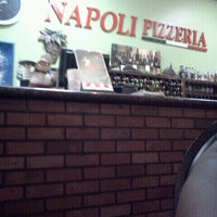 Photo taken at Napoli Pizza & Restaurant by Dre' M. on 8/11/2012