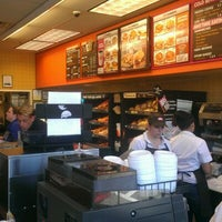 Photo taken at Dunkin Donuts by Renee V. on 6/1/2012