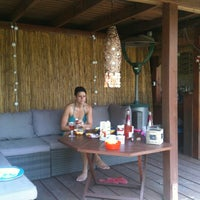Photo taken at Casa Loshoes @ Camping Vall de Laguar by Robert L. on 7/29/2012