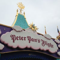Photo taken at Peter Pan's Flight by Mickey S. on 3/6/2012